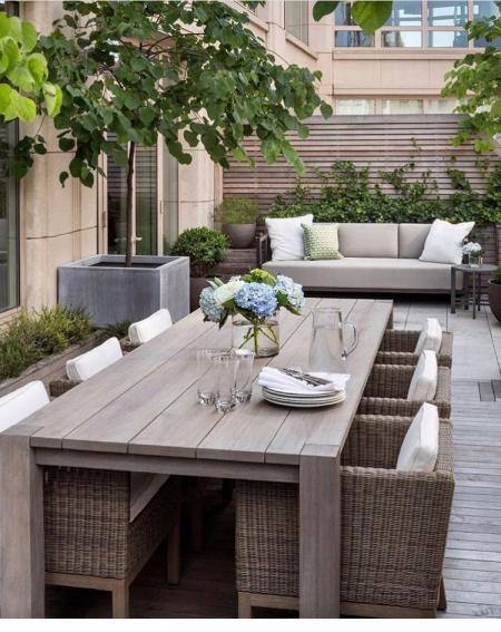 流行庭院设计灵感
