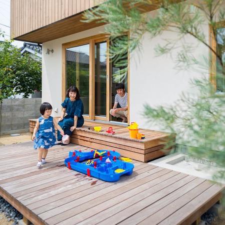 流行庭院装潢设计