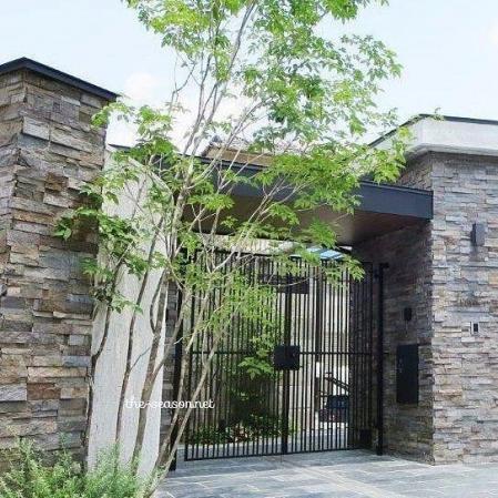 流行庭院装修设计