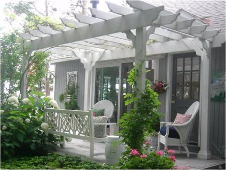 最流行庭院灵感图