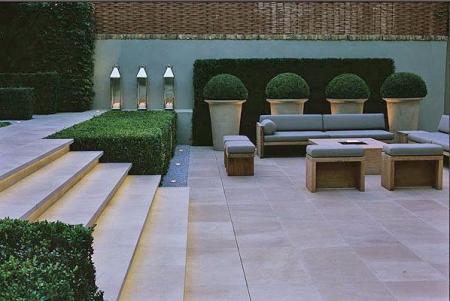 最流行庭院设计 图纸