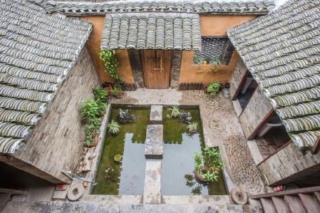 最流行庭院参考 设计