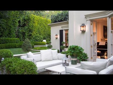 最流行庭院设计 参考