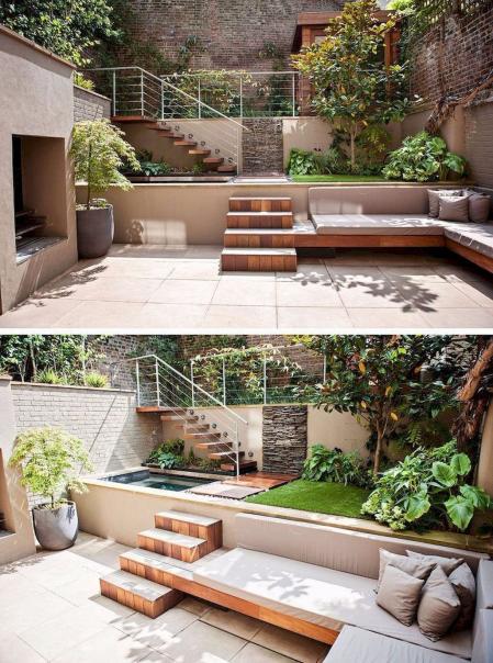 最流行庭院设计 灵感