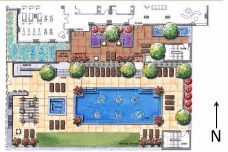 创意别墅景观参考 设计