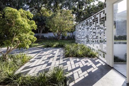 个性别墅景观设计免费