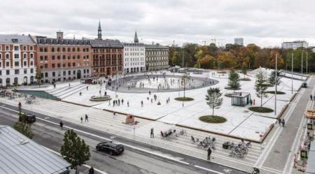 广场景观素材设计