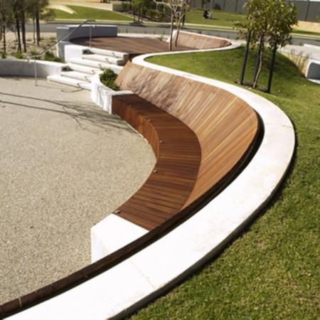特色广场景观设计图库