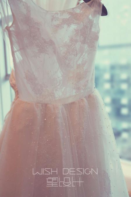 流行婚纱素材