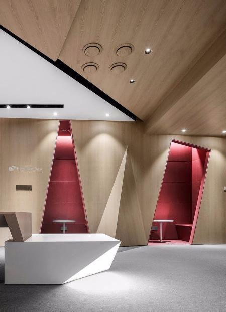 高端大堂室内设计