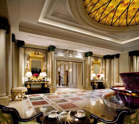 酒店大堂参考 设计