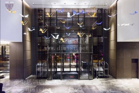 酒店大堂设计 图片