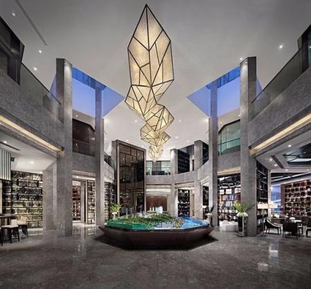 酒店大堂设计 灵感