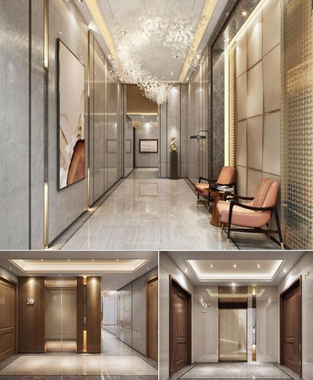 酒店大堂免费设计