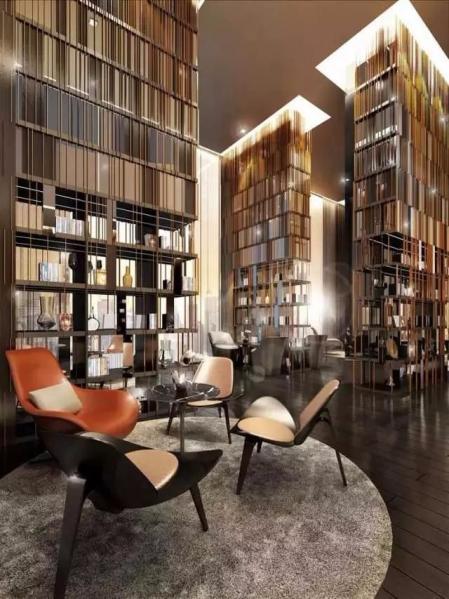 酒店大堂设计灵感