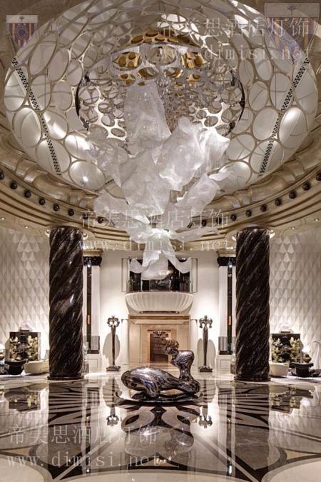 酒店大堂设计参考