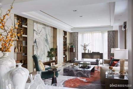 特色客厅家居设计