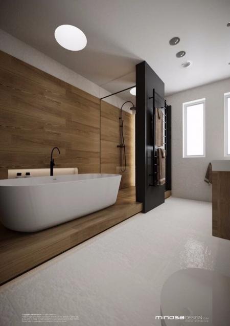 高端洗手间