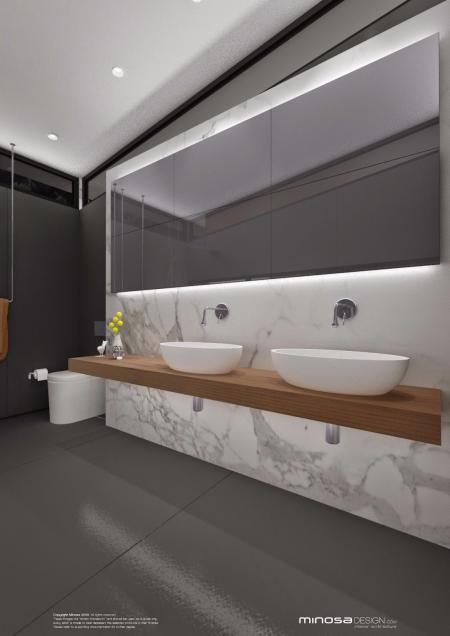 洗手间灵感图