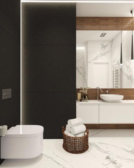 洗手间参考设计