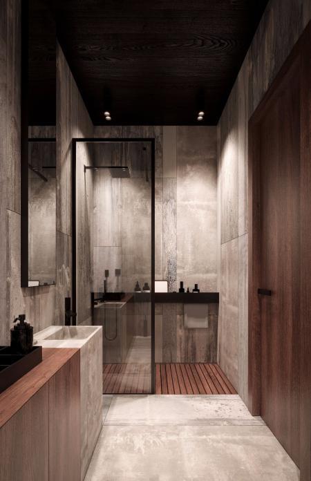 洗手间设计图纸
