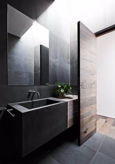洗手间设计参考