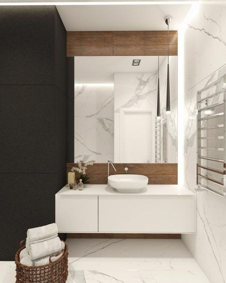 洗手间设计案例