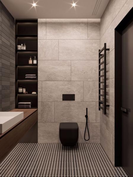 洗手间装饰设计