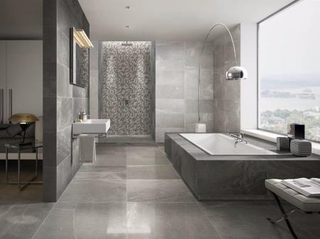 洗手间的装潢设计