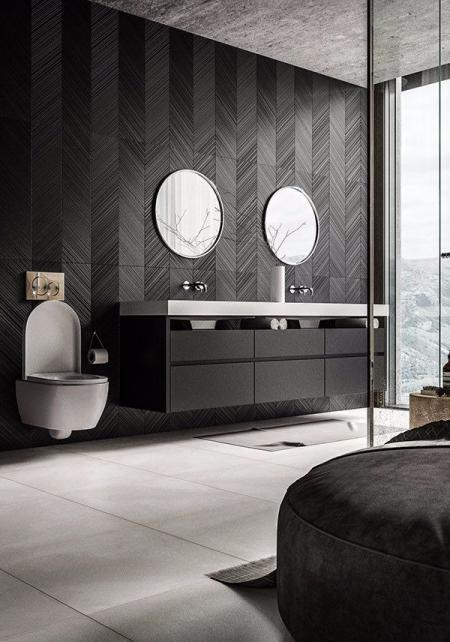 洗手间的装饰 设计