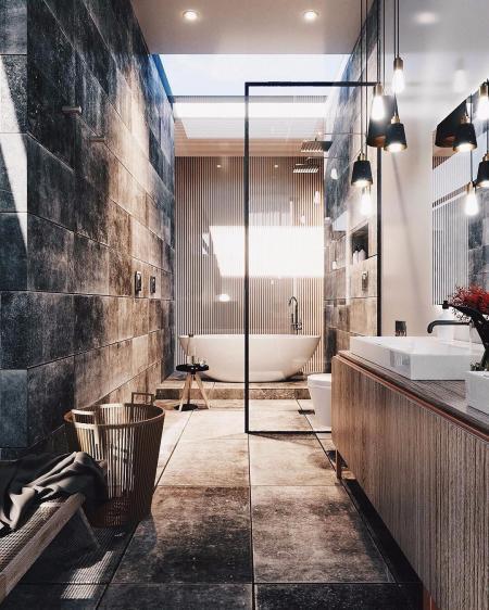 创意洗手间素材