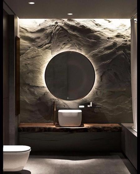 创意洗手间装修