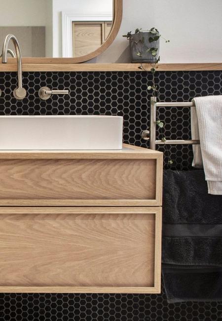 创意洗手间图纸