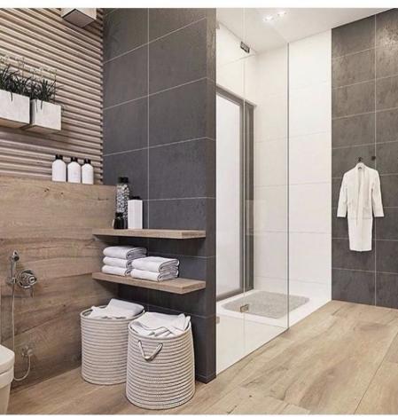创意洗手间样板房