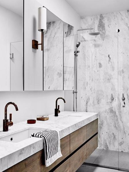 创意洗手间设计 图库