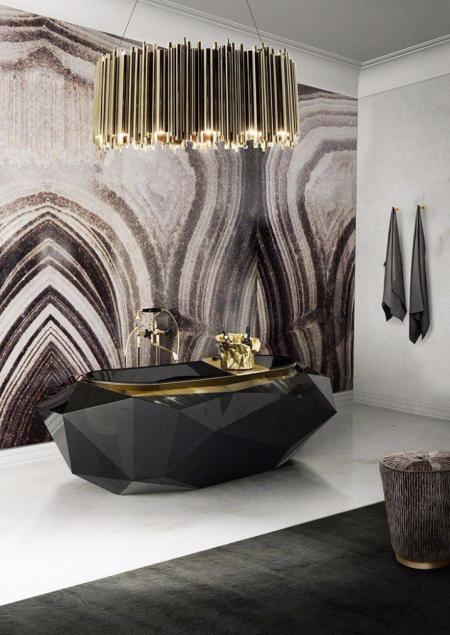 创意洗手间参考 设计