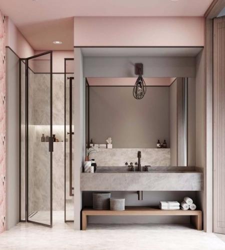 创意洗手间设计 免费