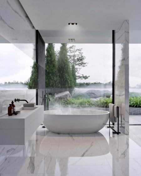 创意洗手间设计图片