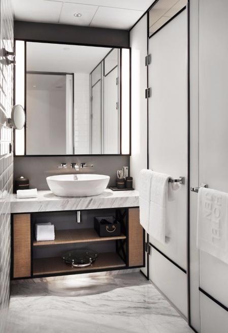 创意洗手间设计素材