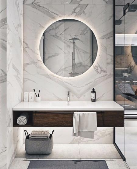 创意洗手间怎么设计