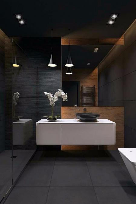 创意洗手间设计参考