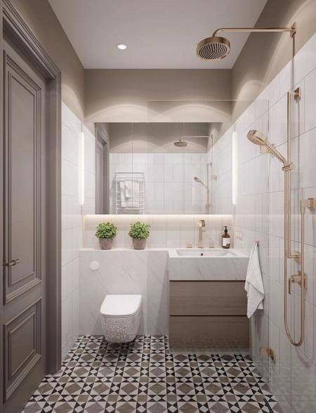 创意洗手间装饰设计