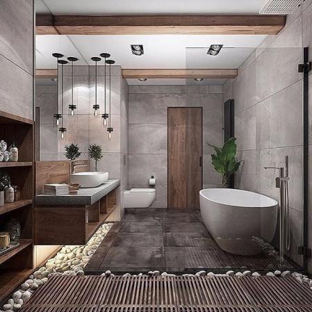 创意洗手间装修设计