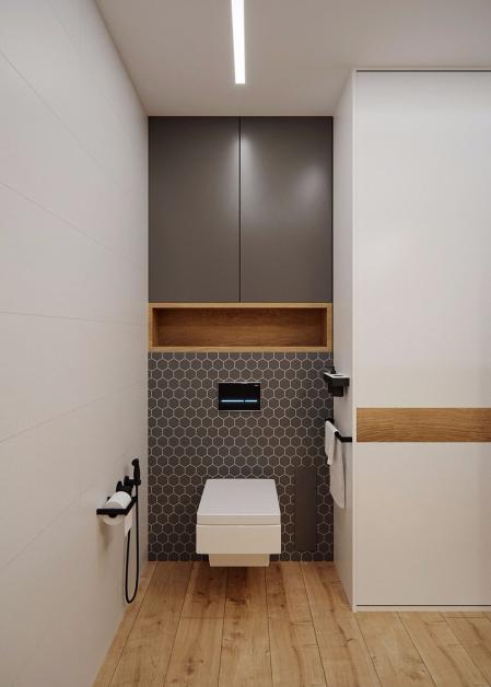 创意洗手间室内照片