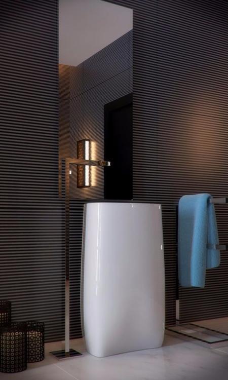 创意洗手间效果图设计