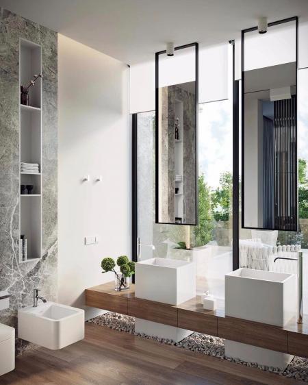 特色洗手间照片