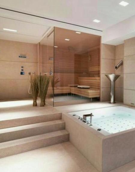 特色洗手间样板间