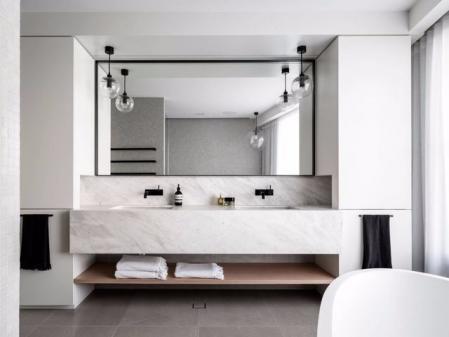 特色洗手间设计 参考