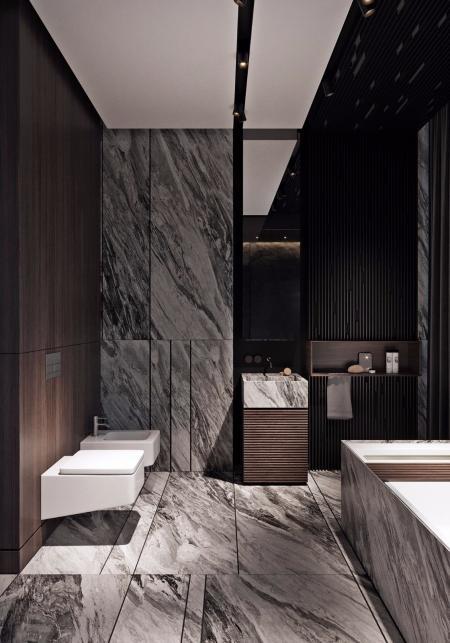 特色洗手间设计 灵感
