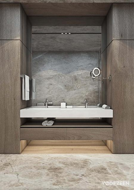特色洗手间的装修设计